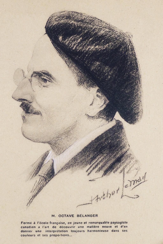 Bélanger, Octave
