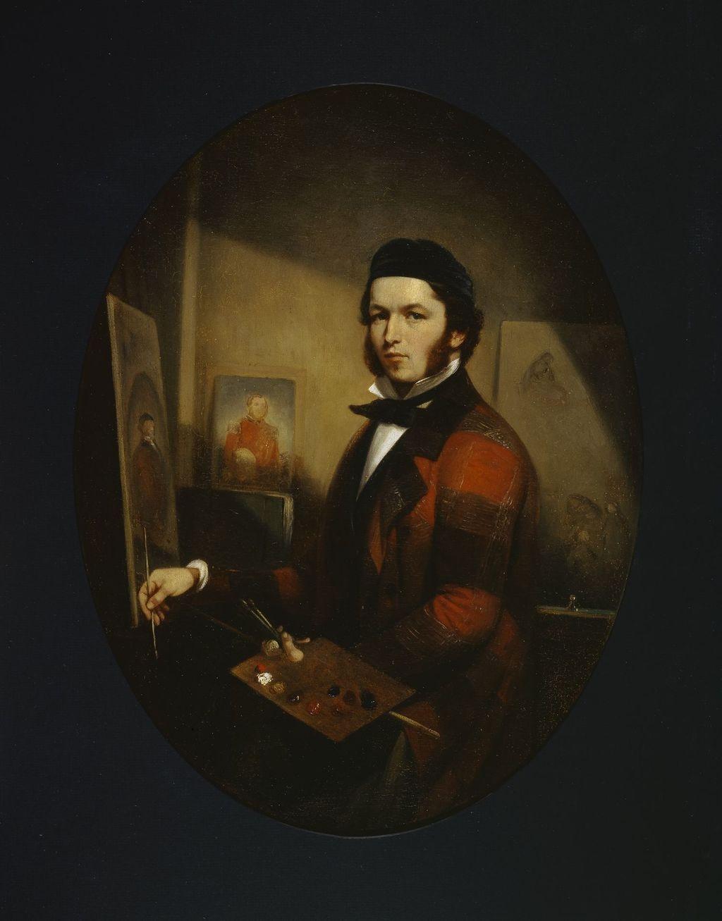 Hamel, Théophile