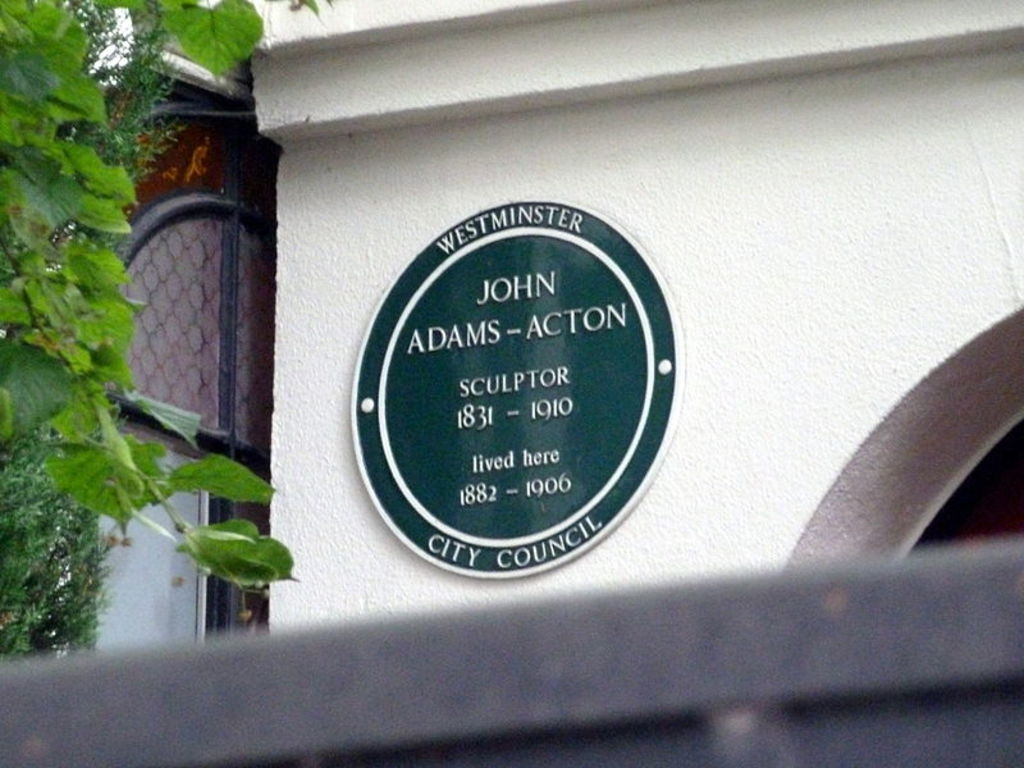 Adams-Acton, John