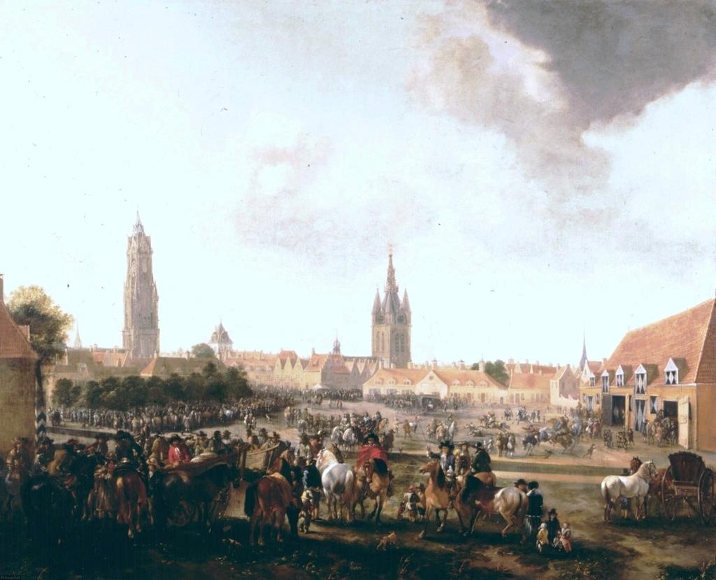 Wouwerman, Pieter