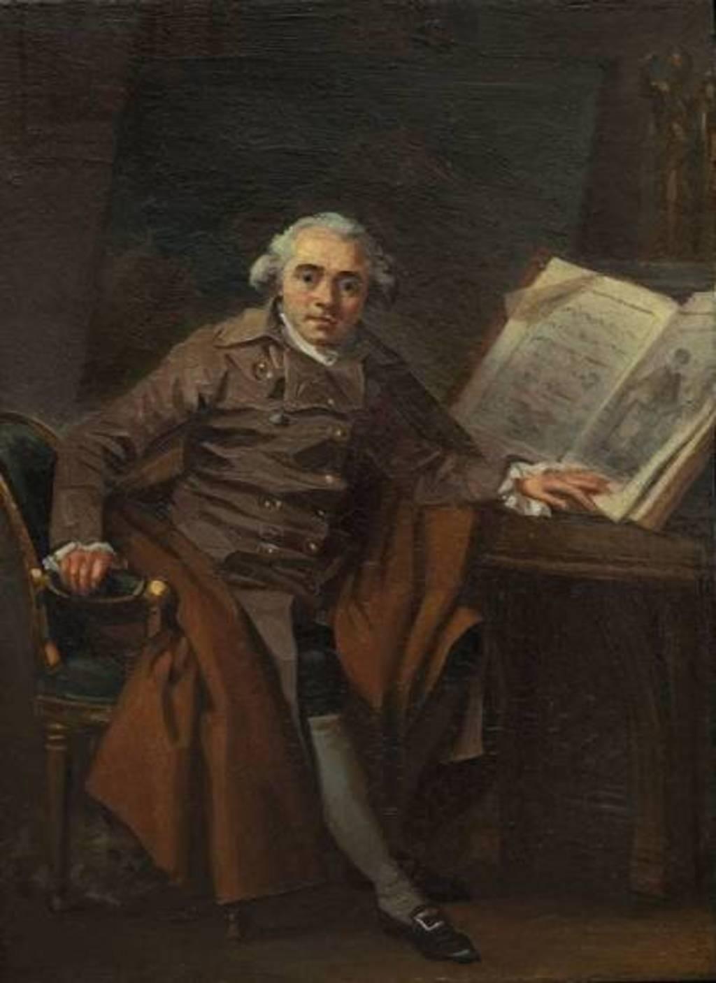 Lagrenée, Jean-Jacques