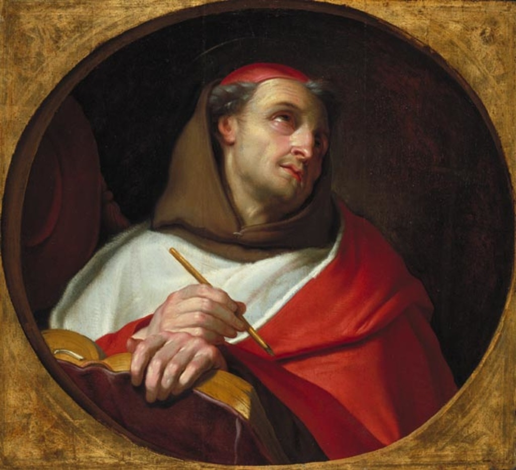 Frère Luc (Claude François)
