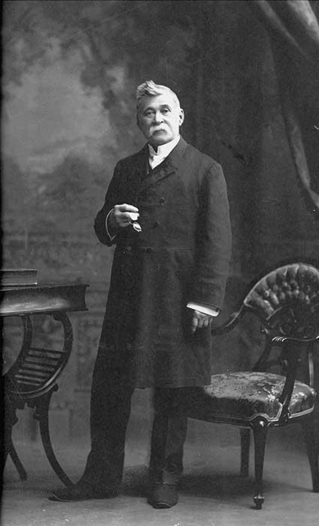 Berlinguet, François-Xavier