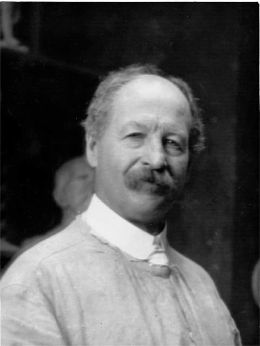Hill, George William
