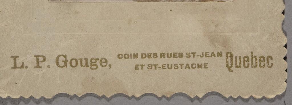 Gouge, Louis-Pierre