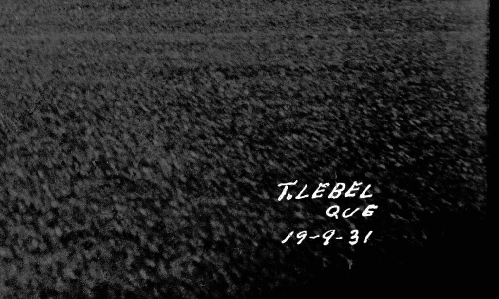 Lebel, Thaddée
