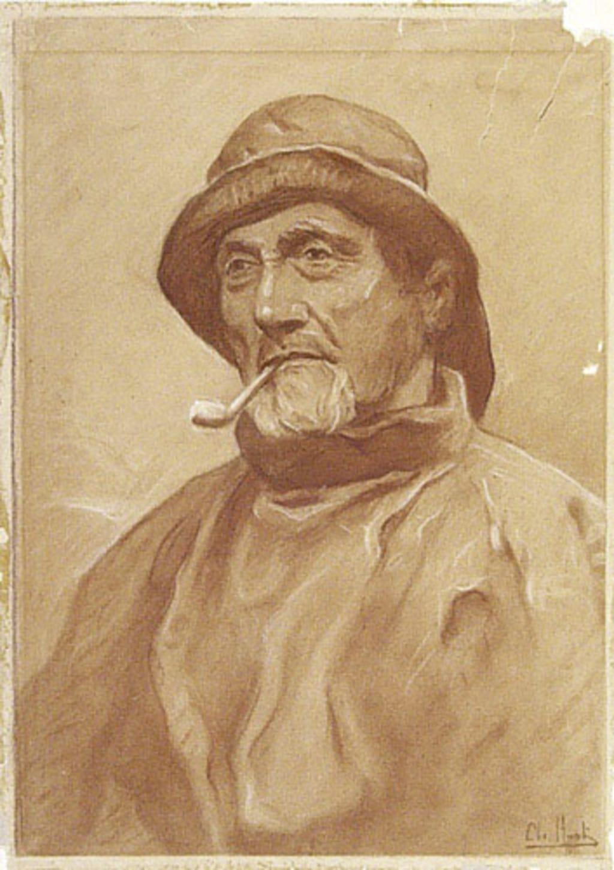 Pêcheur de Honfleur