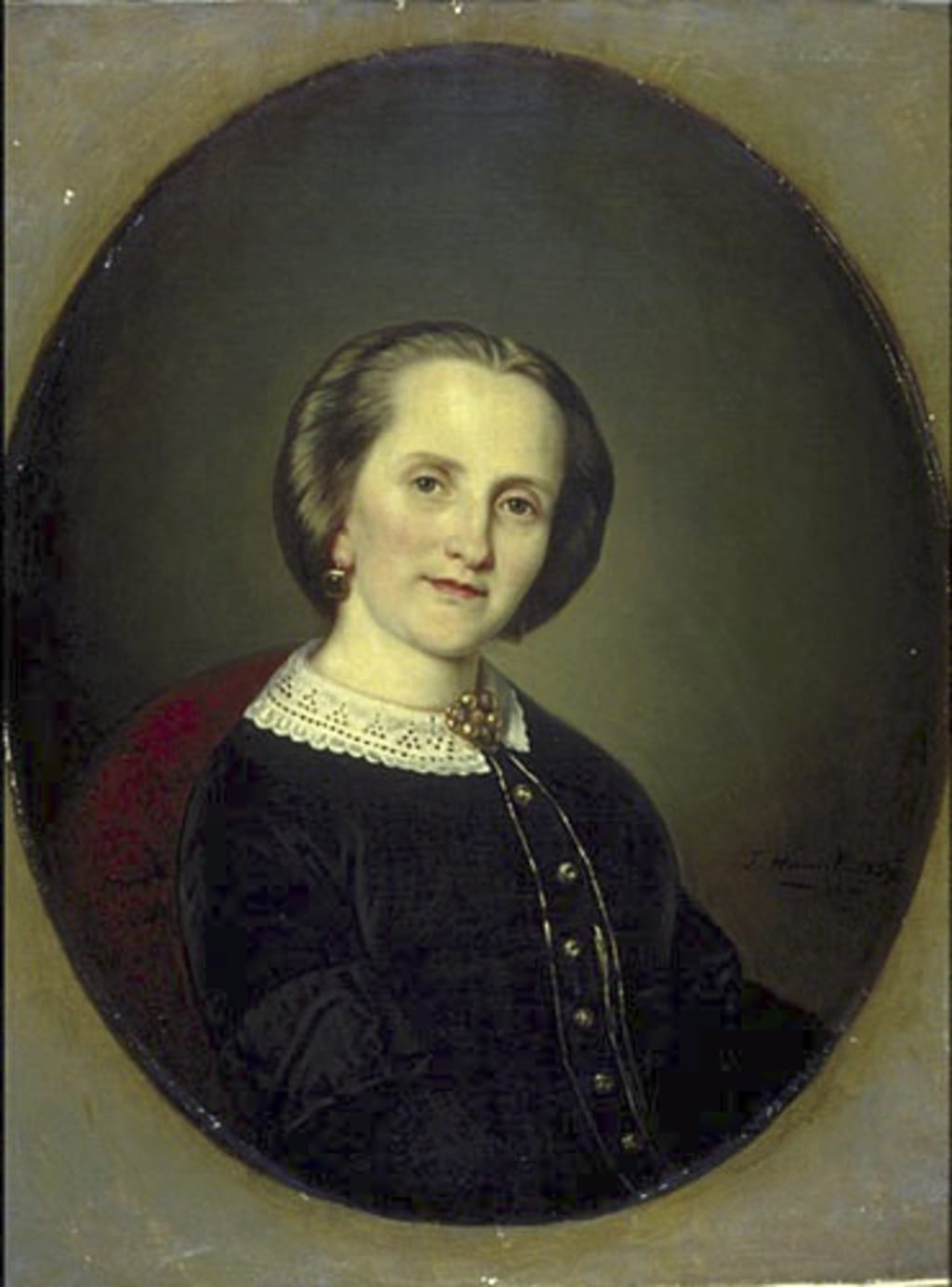 Madame Antoine Dessane, née Irma Trunel de la Croix-Nord