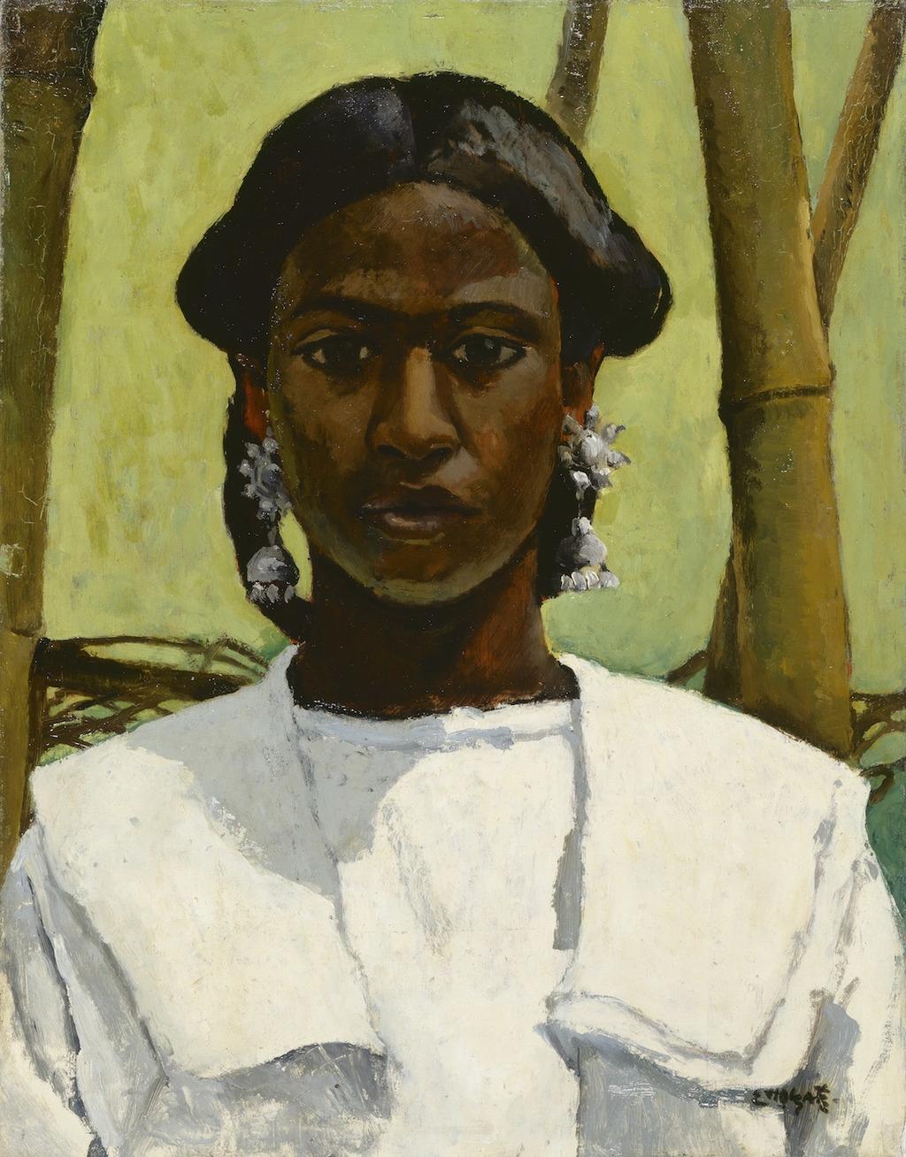 Jeune Fille coolie, Jamaïque