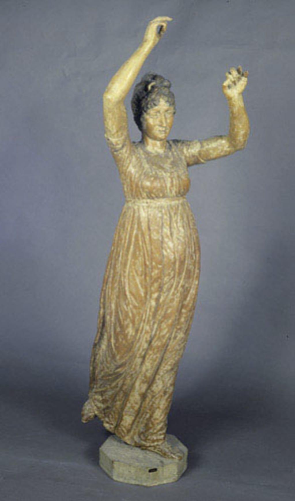 Figure féminine à l'antique