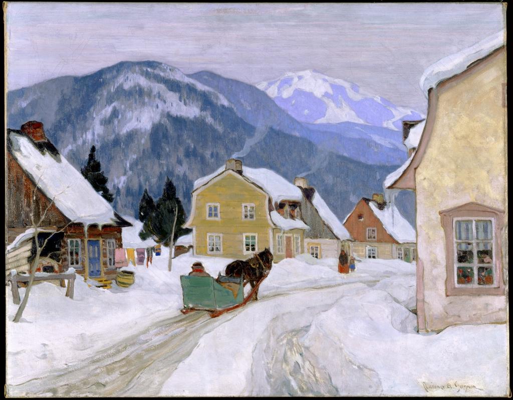 Village laurentien