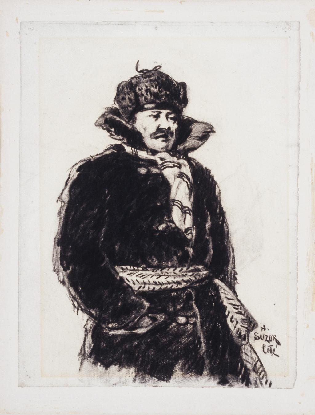 Napoléon Laliberté. Illustration pour « Maria Chapdelaine » de Louis Hémon