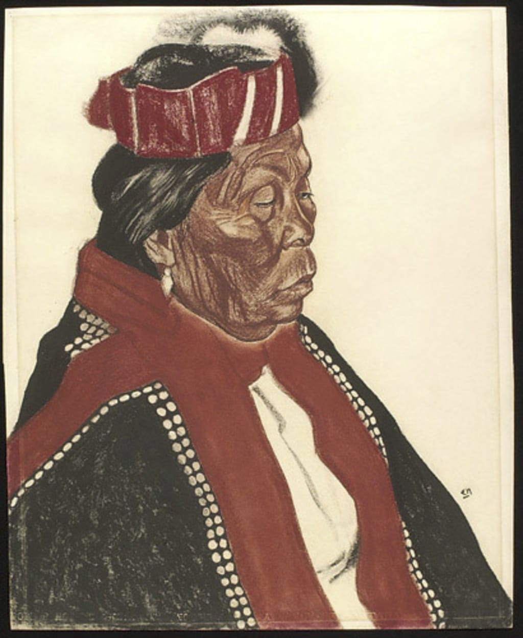 Hannah Jackson, épouse de William Na'as de la tribu Kisgegas