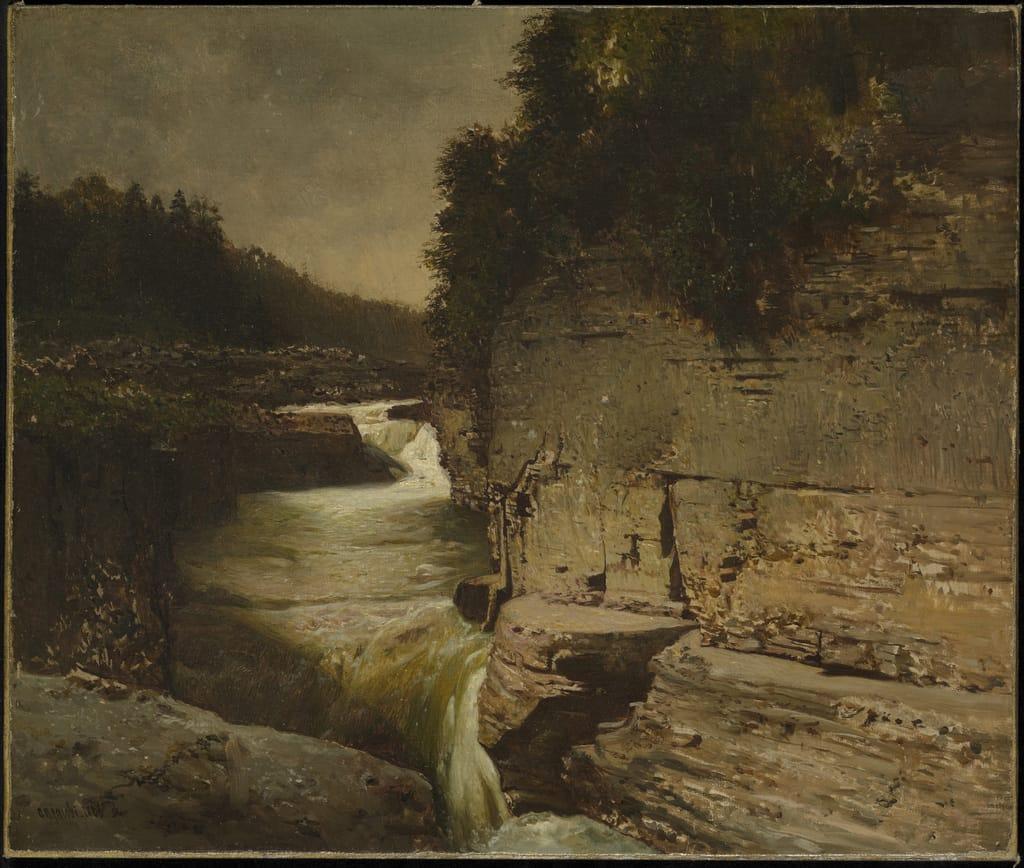 Les Rapides, rivière Montmorency
