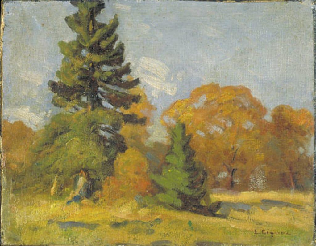 Étude d'automne