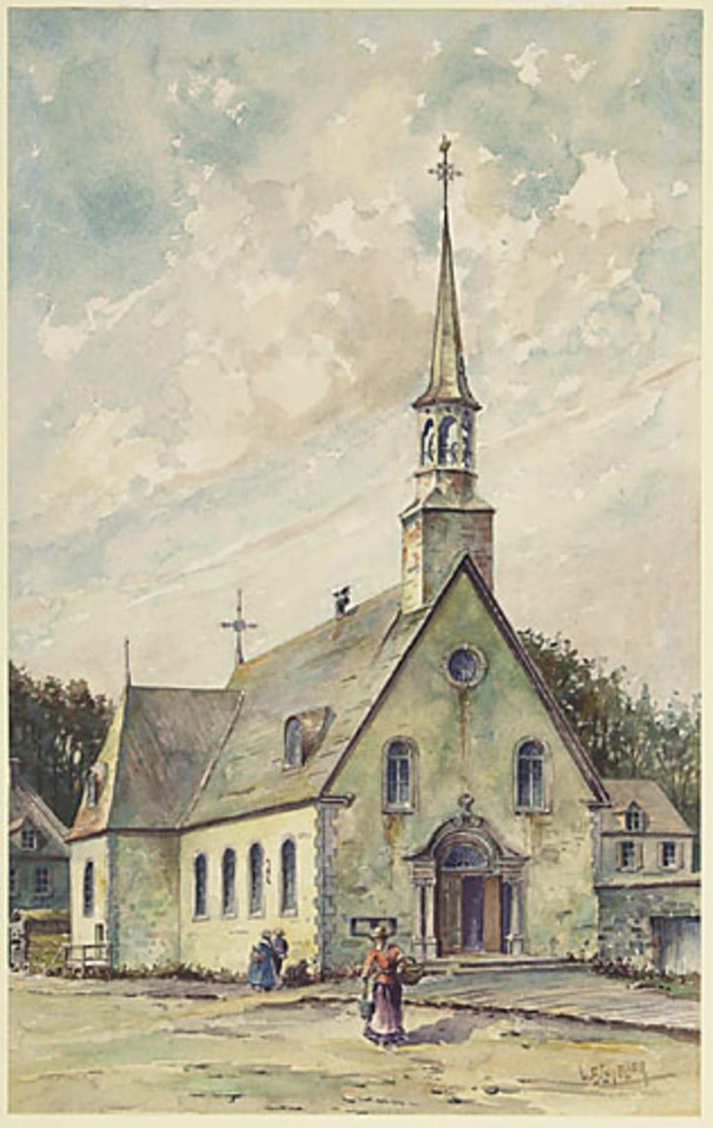 Première Église des Trois-Rivières