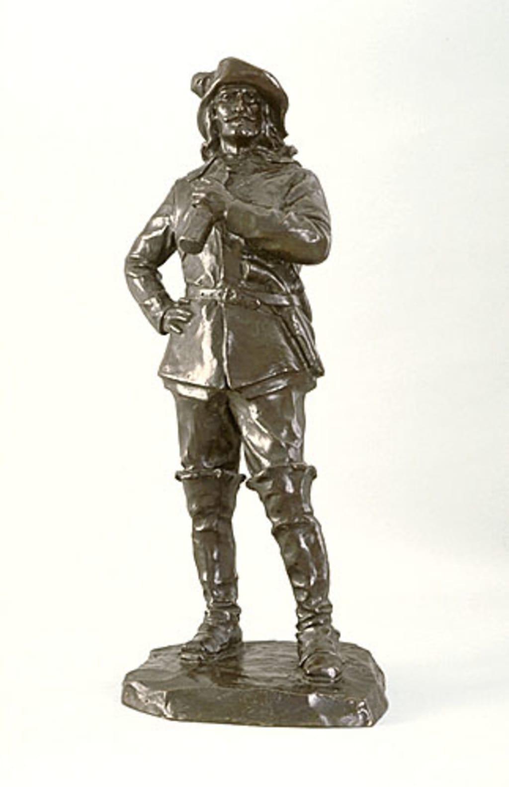 Le Pionnier. Étude pour le Monument à Louis Jolliet