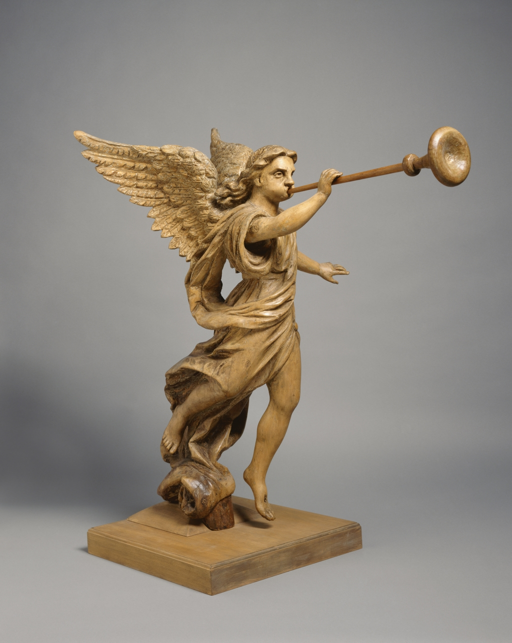 Ange à la trompette
