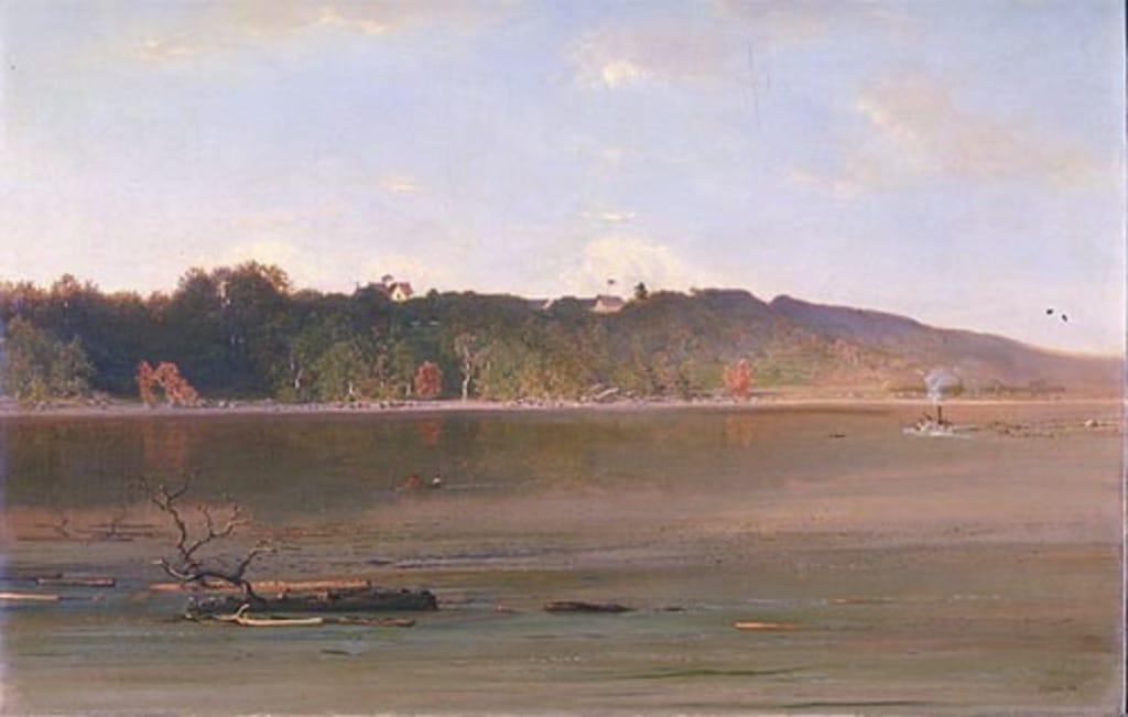 Le Lac des Deux Montagnes