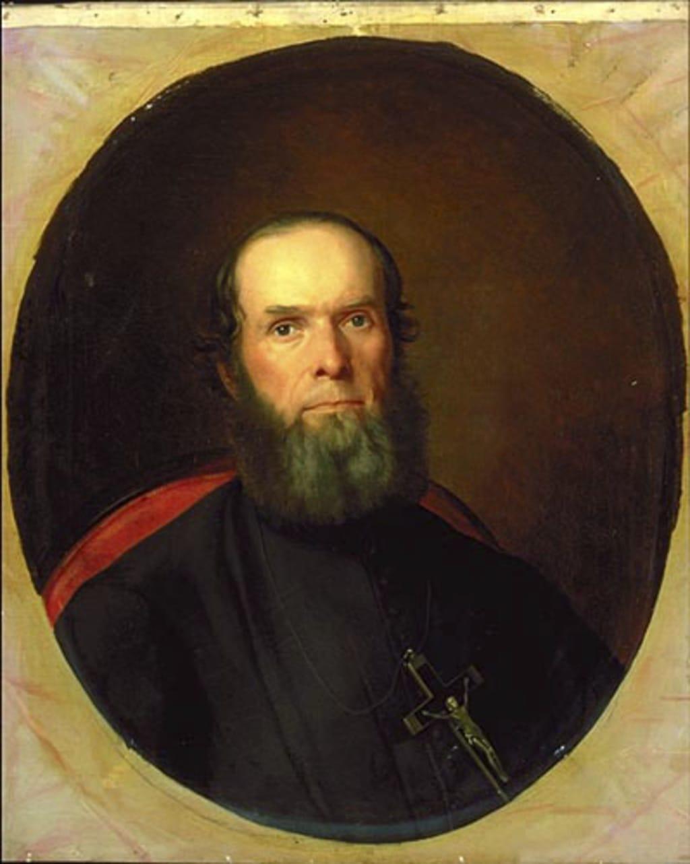Le Père Jean-Pierre Bernard, o.m.i.