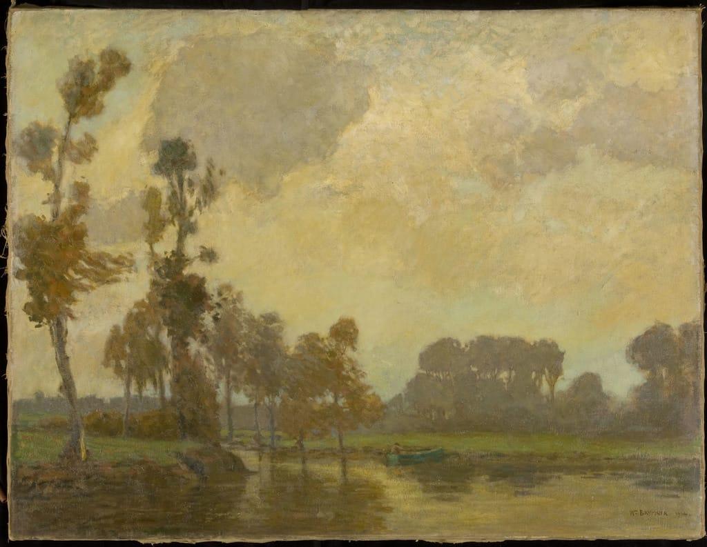 Octobre sur la rivière Beaudet