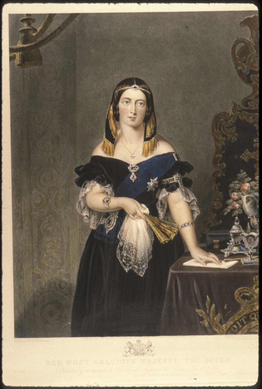 Sa Très Gracieuse Majesté la reine Victoria