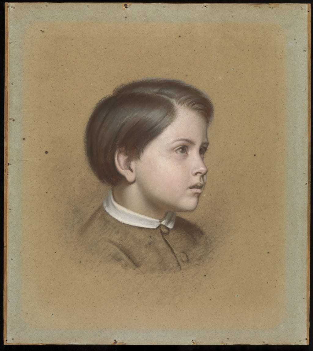 Gustave Bourassa, fils de l'artiste