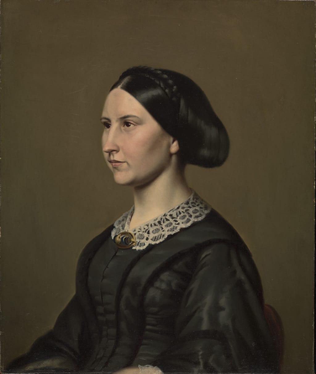 Madame Napoléon Bourassa, née Azélie Papineau