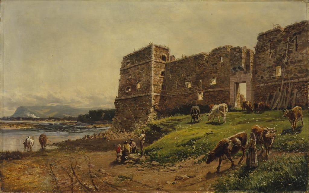 Le Vieux Fort de Chambly
