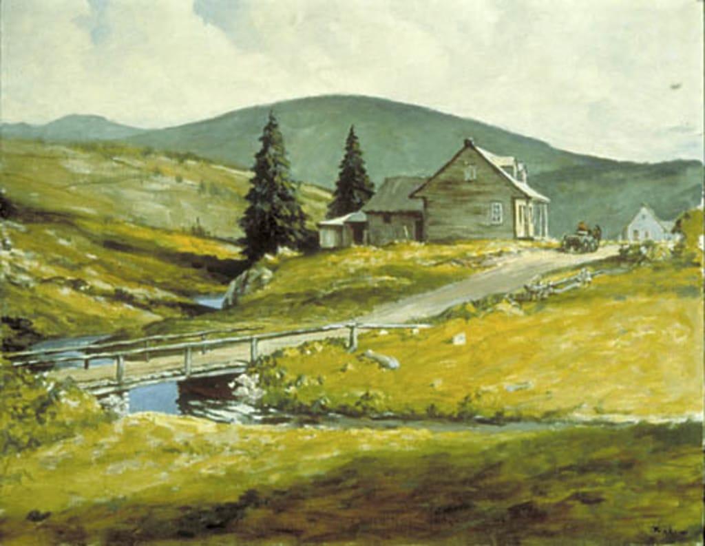 Ferme laurentienne, Val-David