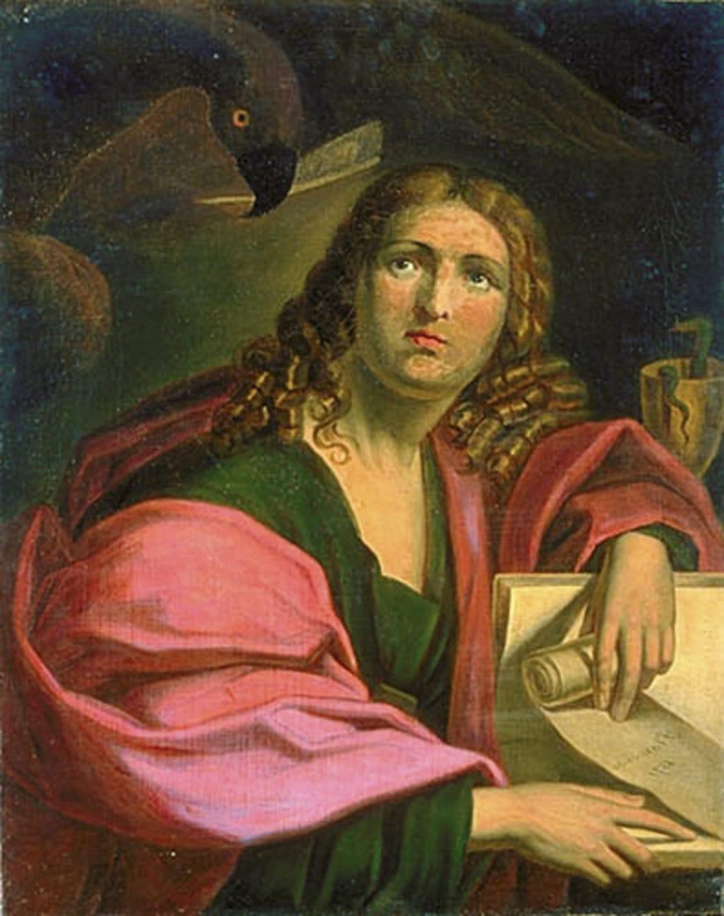 Saint Jean l'Évangéliste