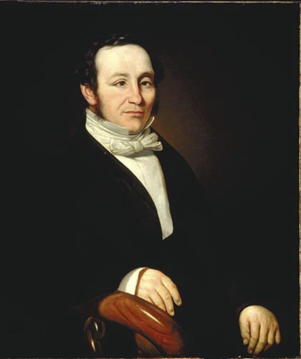 Le Docteur Édouard Rousseau