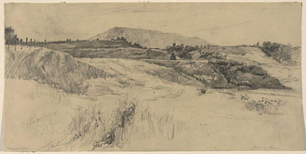 Les Collines de Beaupré et le mont Sainte-Anne