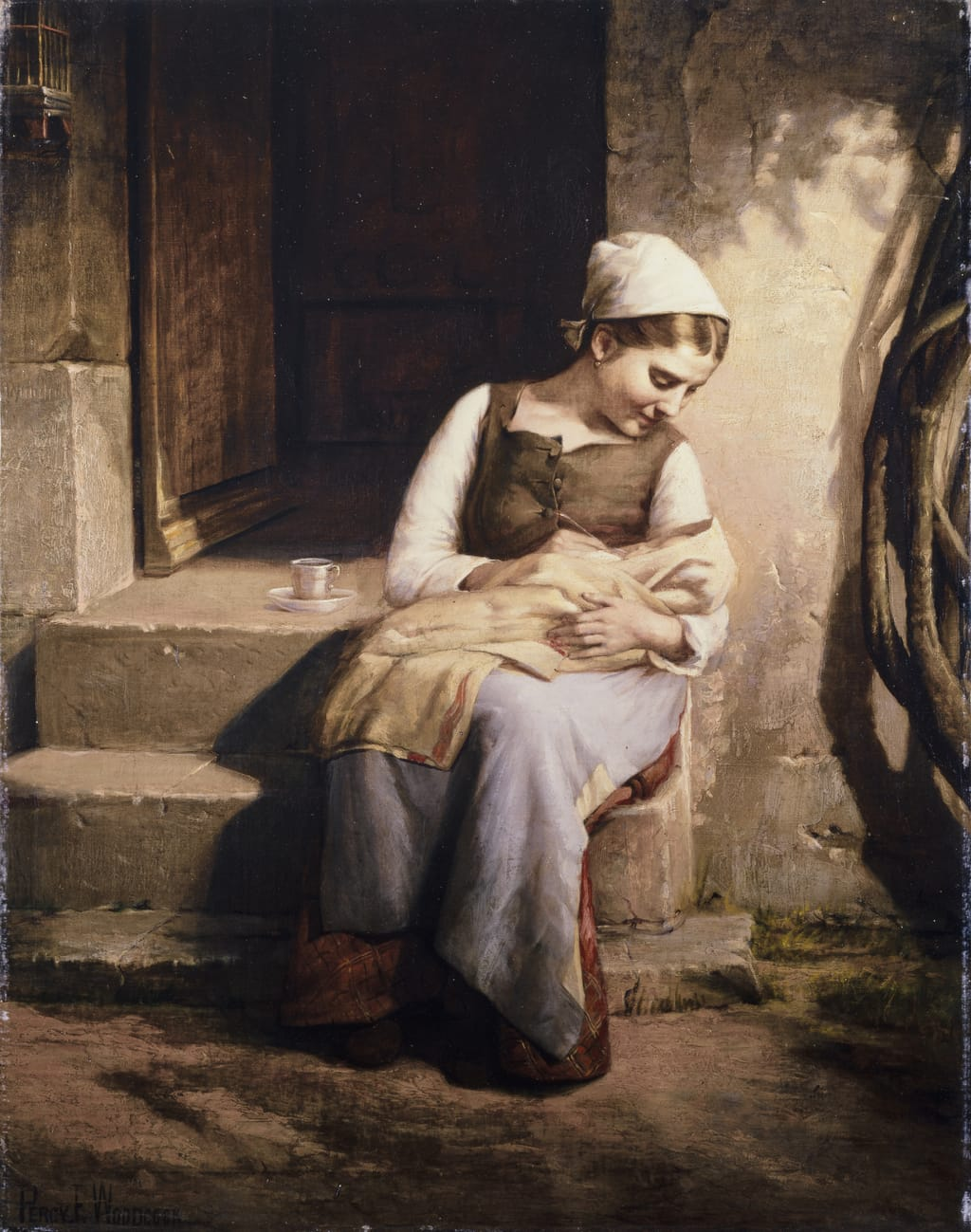 La Jeune Mère