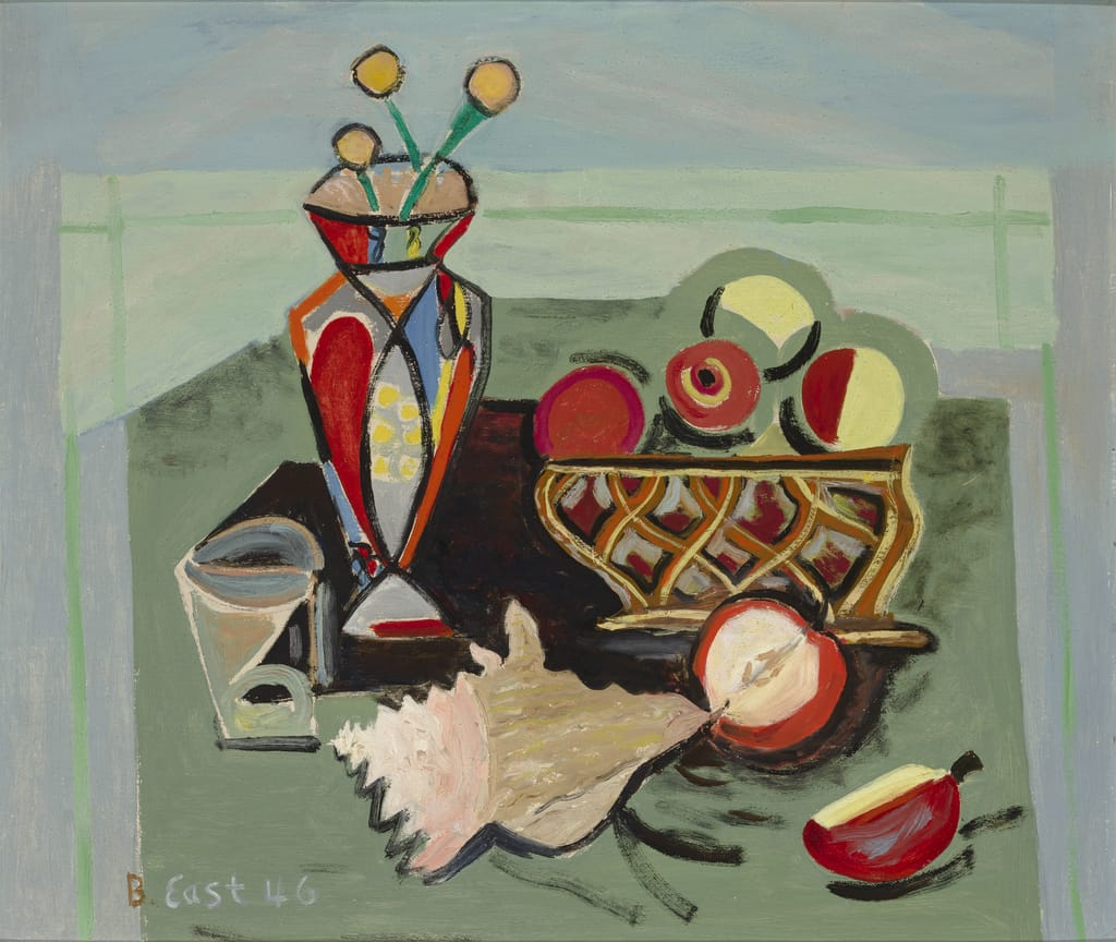 Nature morte à la coquille