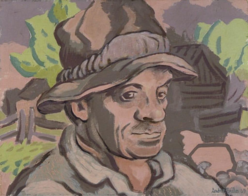L'Homme au chapeau, Sainte-Famille, I.O.