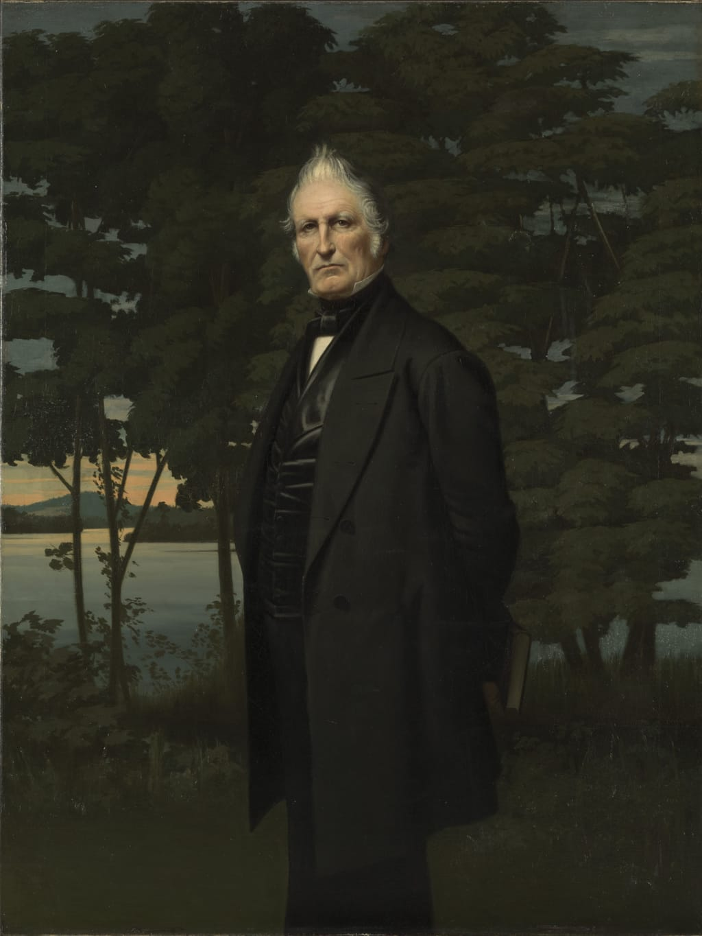 Louis-Joseph Papineau, beau-père de l'artiste