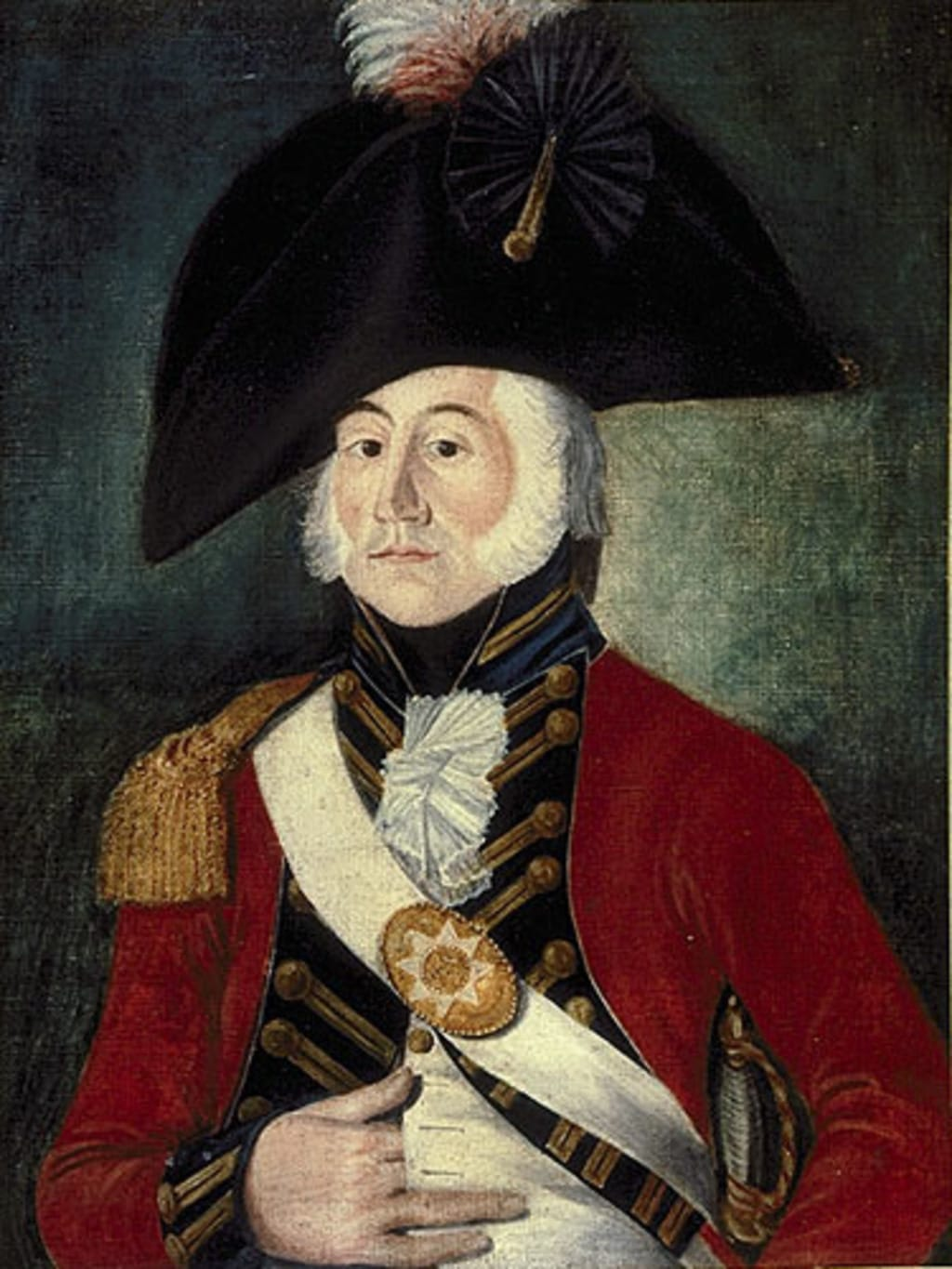 Le Capitaine François Malhiot