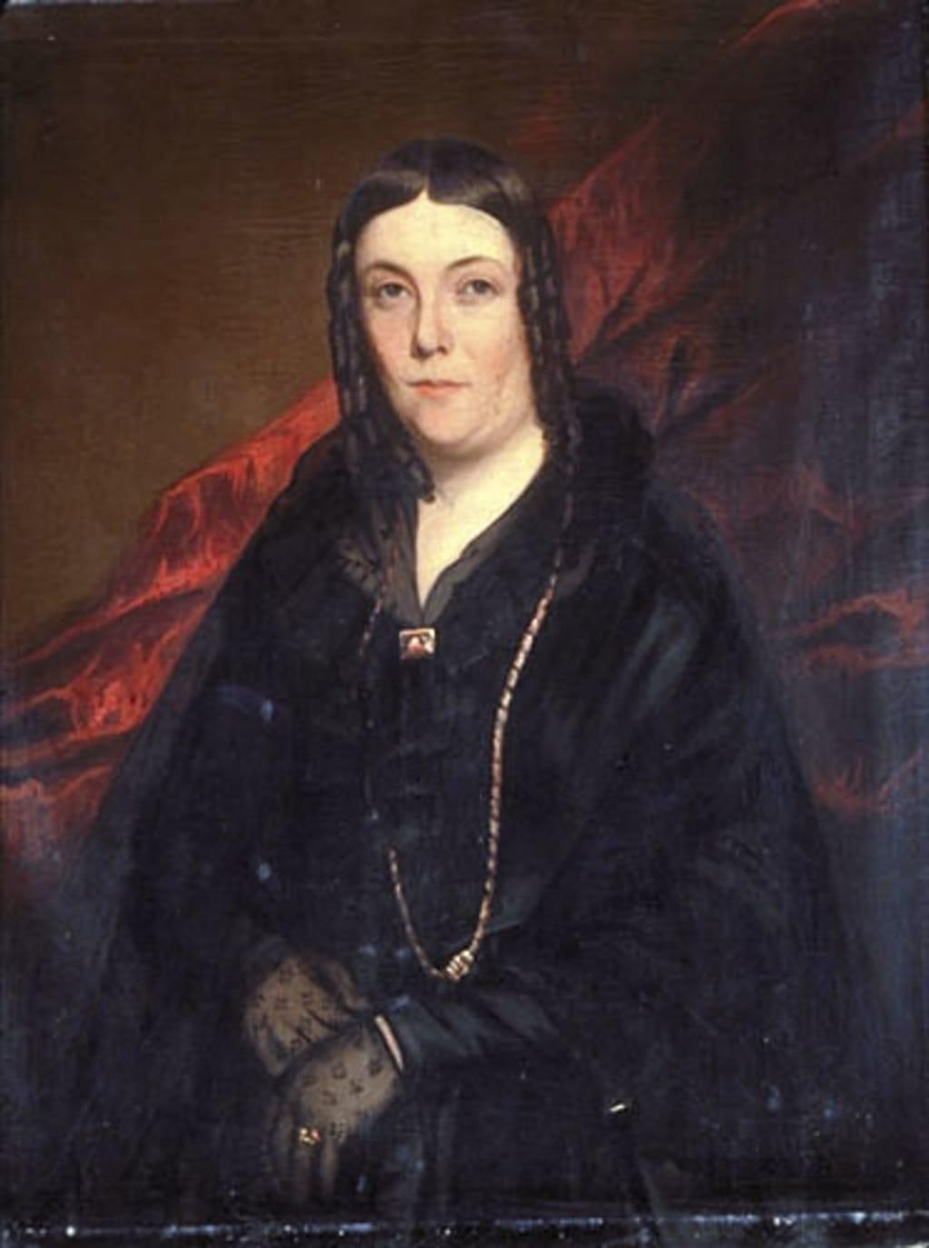 Madame Joseph-Charles Boulanger, née Elizabeth Porter
