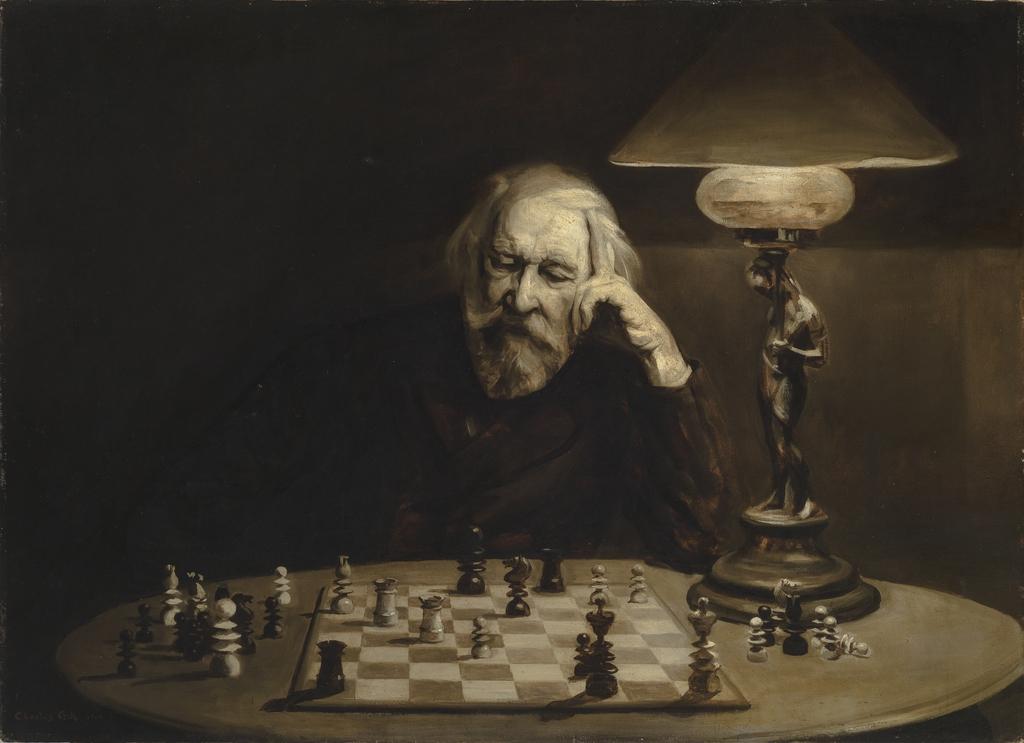 Le Problème d'échecs