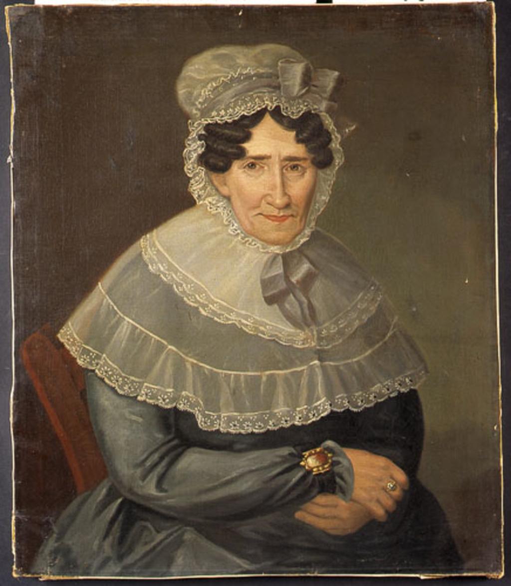 Madame Antoine Lefebvre de Bellefeuille, née Marie-Louise-Angélique Lambert-Dumont