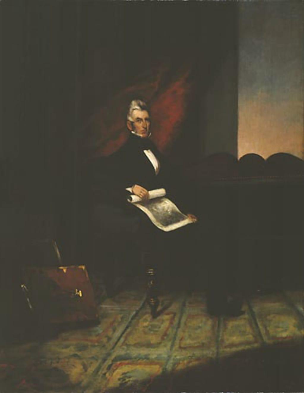 James Turnbull, père