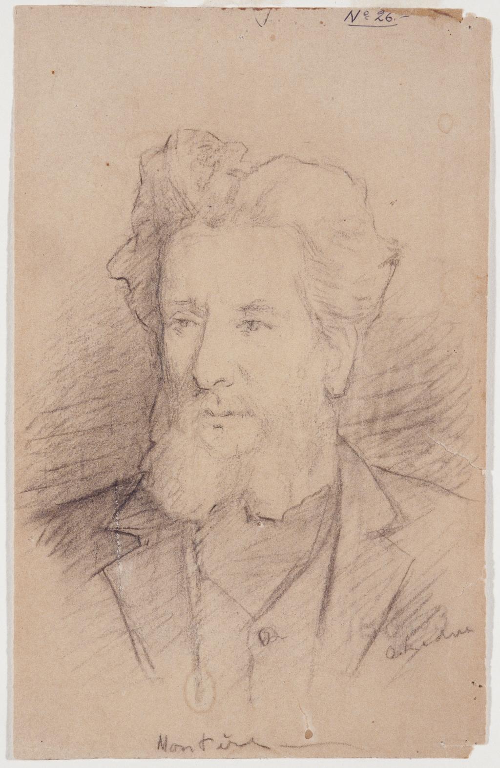 Antoine Leduc, père de l'artiste