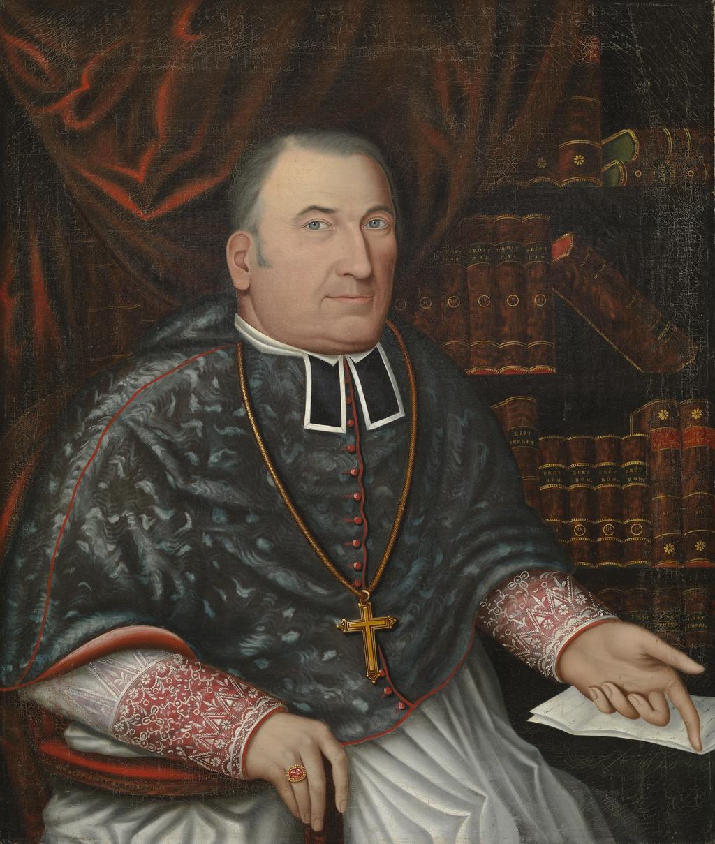 Monseigneur Rémi Gaulin