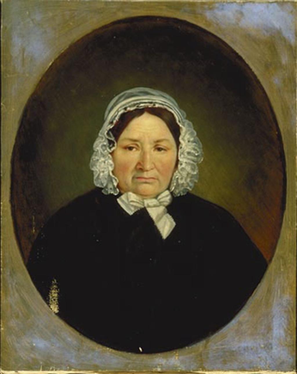 Madame François Routhier, née Angèle Richer dit Laflèche