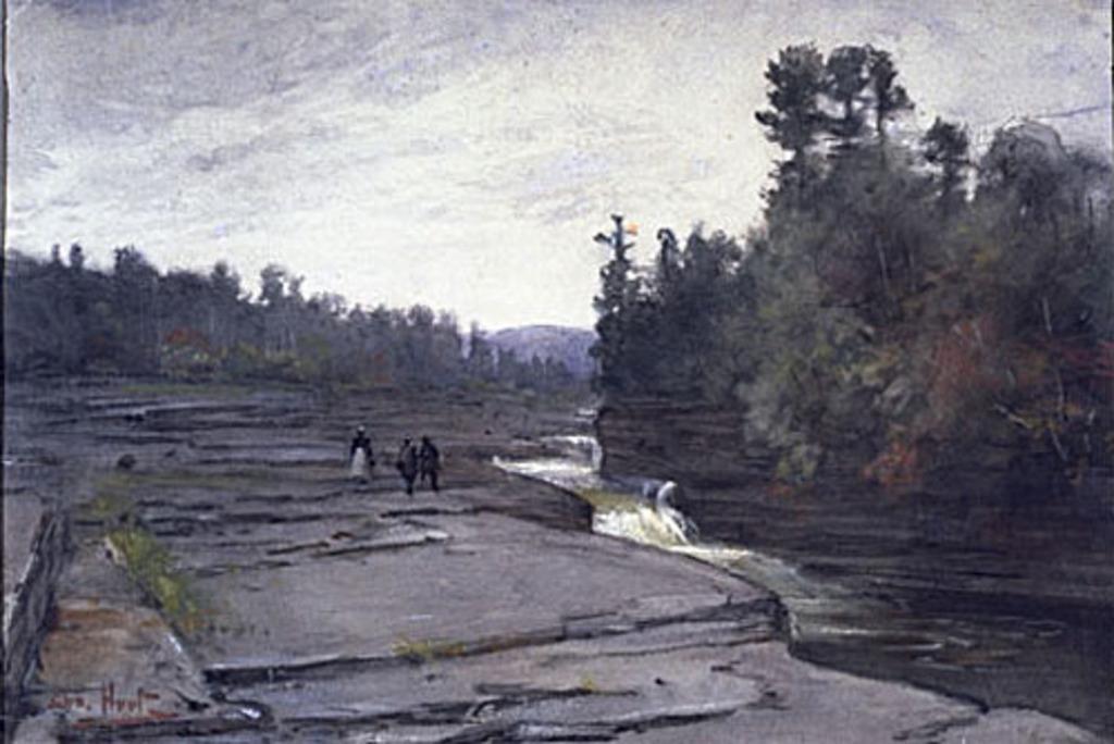 Les Marches naturelles de la rivière Montmorency