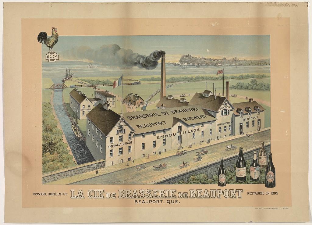 La Compagnie de Brasserie de Beauport