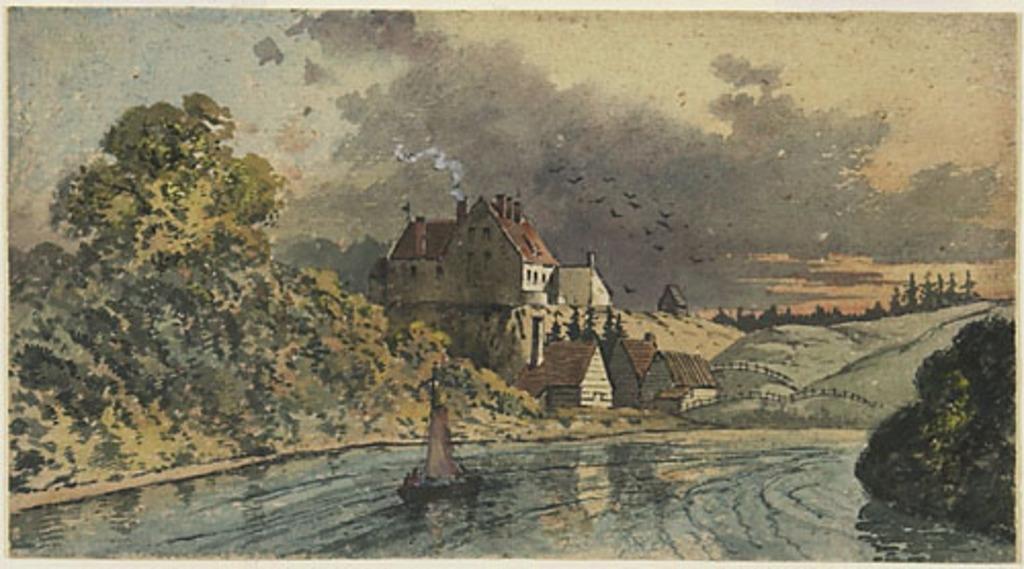 Les Forges sur la rivière Saint-Maurice