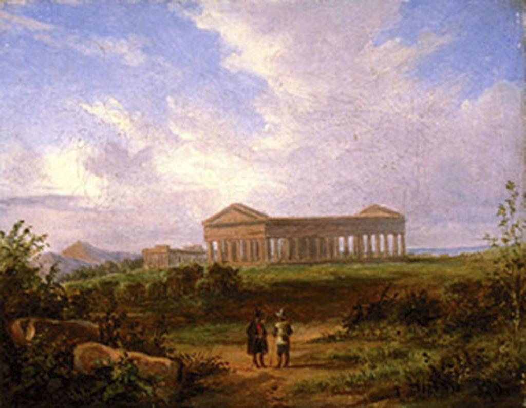 La Tombe de Virgile