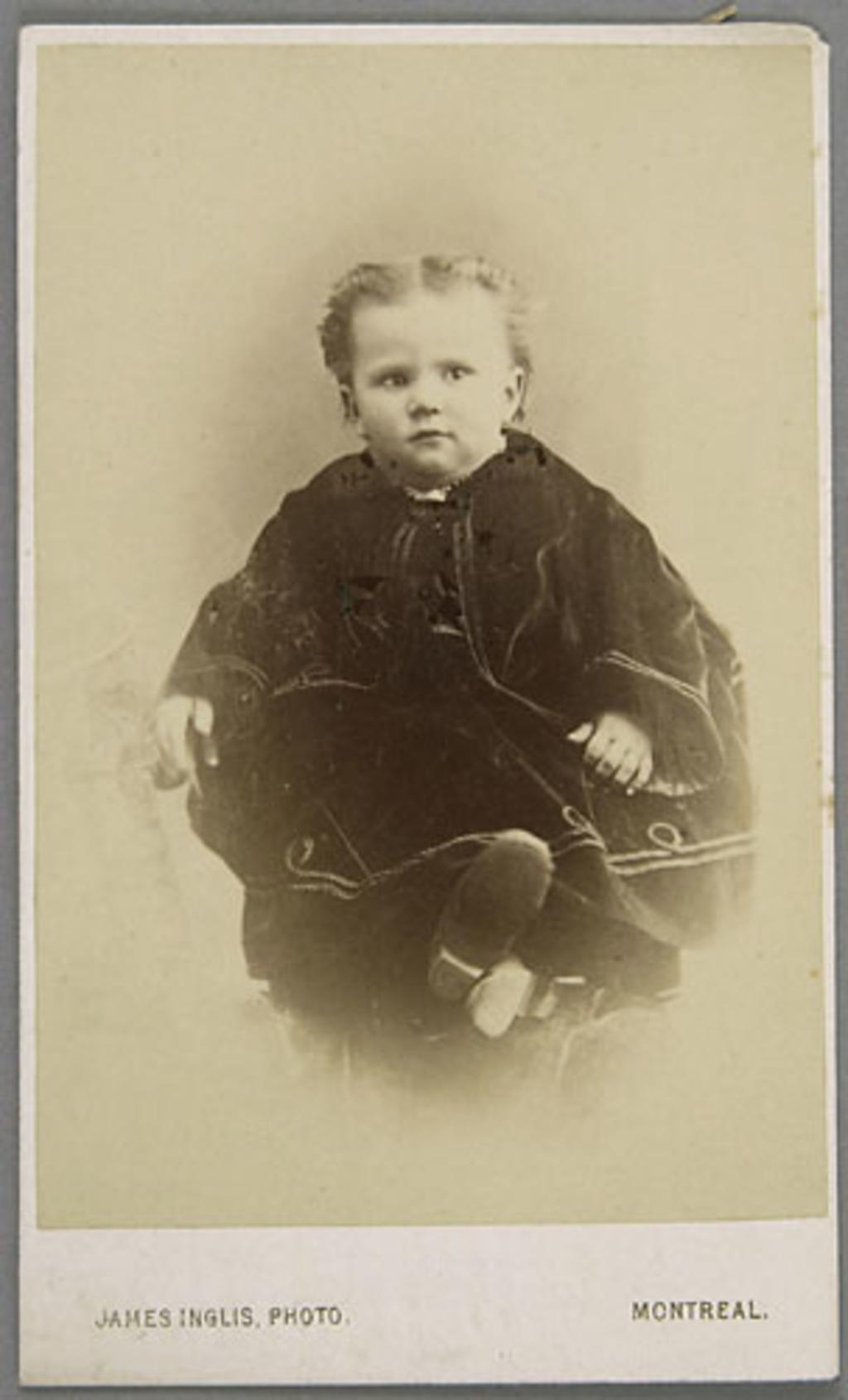 Émile Renaud, de l'album de la famille Richer, dit Laflèche et Murphy